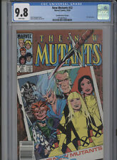 NEW MUTANTS #32 MT 9.8 CGC HIGHEST 1 OF 1 CANADIAN PRICE VARIANT CLAREMONT STORY