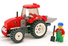 LEGO City Farm red Tractor (7634) NEW FROM PARTS SOURCED SEPARATELY.Retired set.