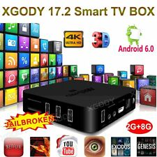 2017 XGODY NEW KODI 17.2 Quad core RK3229 Android6.0 TV BOX M8SPRO 4K WIFI 2G/8G