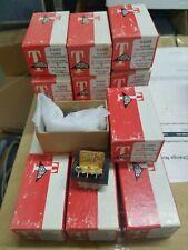 Triad F 131p Power Transformer 115v 5060hz 4v 376a 8v 188a Pcb Mount