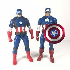 marvel legends captain america lot