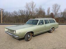 1968 Dodge Coronet 440 9 passenger Wagon