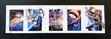 Australian Decimal Stamps: 2007 Blast Off! 50 Years in Space - Set of 5 S/A MNH