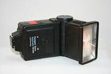 JCPenney Compact Zoom Automatic Strobe Thyristor FLASH Tilt head ~ Tested!