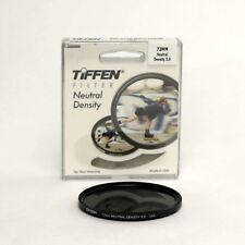Tiffen 72mm Neutral Density Filter 0.9 (ND8 3-stop) - NEW
