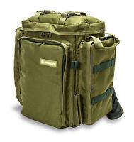 Saber Supra Rucksack Backpack Fishing Camping Bag Hiking Travel Carp Tackle UK