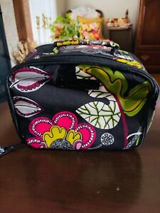 Vera Bradley Lighten Up Lunch Mate in Moon Blooms
