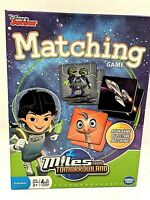 Disney Junior Matching Game with Miles From Tomorrowland - Brand New For Ages 3+