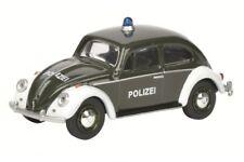 Schuco 20129 - 1/64 Volkswagen / Vw Käfer - Polizei - Neu