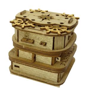 Cluebox - Escape Room in a Box. Davy Jones Locker.