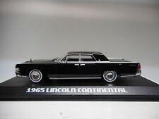 LINCOLN CONTINENTAL 1965 MATRIX GREENLIGHT 1.43