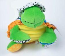 Luv n Care Educational Plush Turtle Stuffed Animal Toy Crinkle Squeak Mirror Nwt