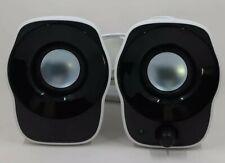 Logitech Z120 Stereo Speaker AUX Jack White  USB Powered