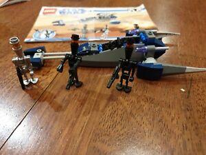 8015 LEGO Star Wars Assassin Droid Battle