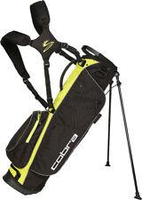 Cobra Megalite Stand Bag / Golfbag schwarz/gelb Puma Golftasche