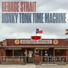 Honky Tonk Time Machine 180 Gram George Strait Vinyl Number of Discs 2