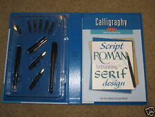 VGC Walter Foster Calligraphy - Complete Kit for Beginners - book