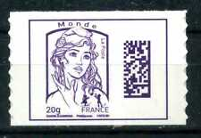 N° 1177 ADHESIF DE FEUILLE DATAMATRIX CIAPPA EXPORT MONDE MARQUE 20 Gr NEUF **