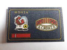 MONZA SCUDETTO RASO  ALBUM CALCIATORI PANINI 1978/79 n°382 rec