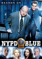 NYPD Blue: Season 09 [New DVD] Full Frame