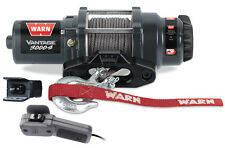 Warn ATV Vantage 3000s Winch w/Mount 03-14 Yamaha Kodiak 450 4x4-Winch 89031