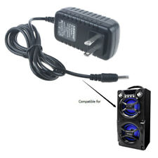 Generic AC Adapter Charger for Sylvania SP328 Black Portable Bluetooth Speaker