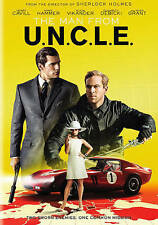The Man From U.N.C.L.E. (DVD, 2015, Brand New)