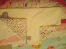 Baby Toddler Taggie Comfort Blanket