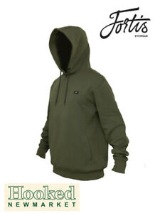 Fortis Minimal Olive Hoody *NEW FOR 2021*