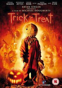 TRICK 'R TREAT (2007) Region 4 [DVD] Trick Or Treat