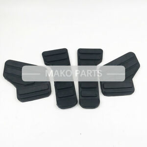 Rubber Foot Mat for Pedal Fits Hyundai R60-7