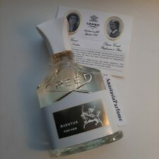 Creed Aventus For Her 75ml 2.5oz Sealed Box