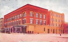Cedar Rapids IA Fur Store~Majestic Theatre~1934 Burned Down~Suspicious Fire 1910