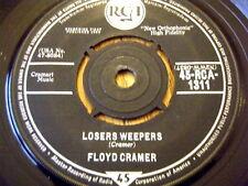 """FLOYD CRAMER - LOSERS WEEPERS  7"""" VINYL"""