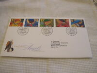GB Stamps / Royal Mail First day cover / FDC - 1998 Christmas Angels