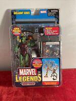 "Toy Biz Green Goblin Marvel Legends 6"" Action Figure Onslaught Series 2006 NIP👌"