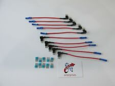 10 piggy back fuse add a circuit micro 2  blade fuse holder
