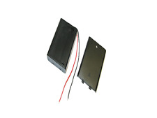 Batteriefach 3 x AAA 1,5 V = 4,5V Batteriehalter An Aus On Off 15cm Kabel AWG26