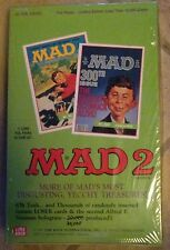 MAD 2 Trading Cards Alfred E Neuman Limerock 1992 MISB