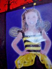 HALLOWEEN COSTUME   BEE  INCLUDES DRESS HEADBAND   WINGS