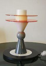 ETTORE SOTTSASS BAY DESK LAMP MEMPHIS MILAN DESIGN 1983 LAMPADA PLEXY