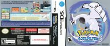 - Pokemon SoulSilver Version DS Replacement Spare Case Cover Art Work Only
