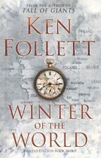 Winter of the World (Century of Giants Trilogy),Ken Follett