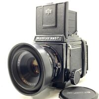 【EXC5】MAMIYA RB67 Pro + SEKOR C 127mm F/3.8 + 120 Film Back From JAPAN 559