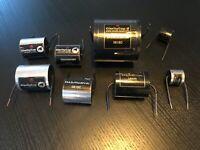 ClarityCap SA 33uF 630V Kondensator, SA33uH630Vdc, new, neu, Capacitor,