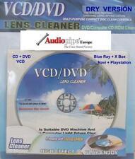 Audiopipe Reinigungs CD + DVD mit antistatischen Bürsten ohne Flüssigkeit TOP