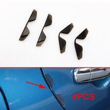 Universal Rubber Protector Scratch Strip Car Door Edge Guard Anti-Rub Accessory