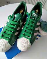 Adidas Superstar 80's Original Twilight Grn US size 10.5 UK size 10 Beastie Boys