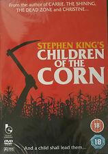 CHILDREN OF THE CORN - STEPHEN KING - NEW FACTORY SEALED SLIMLINE CASE DVD