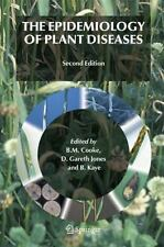 The Epidemiology of Plant Diseases (2006, Hardcover, Revised)